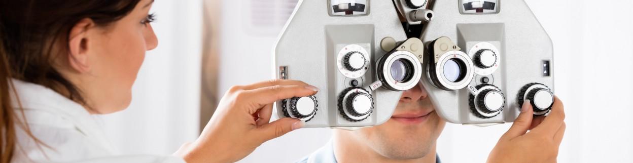 Badanie ciśnienia wewnątrzgałkowego