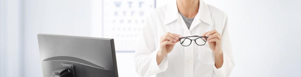 Badania okulistyczne - Pracownia okulistyczna