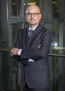 Tomasz Terlecki - członek zarządu, dyrektor finansowy