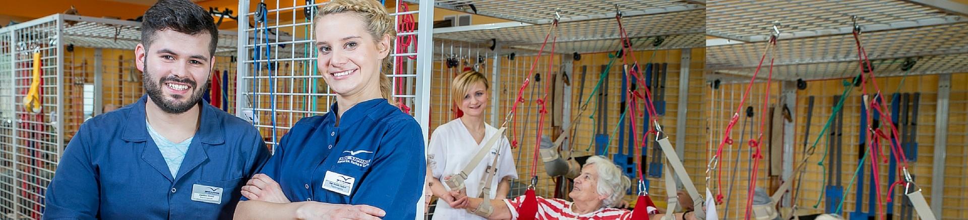 Rehabilitacja w Szpitalu św. Rocha w Ozimku