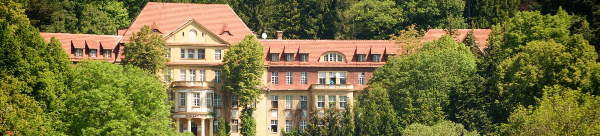 Szpital Bukowiec w Kowarach