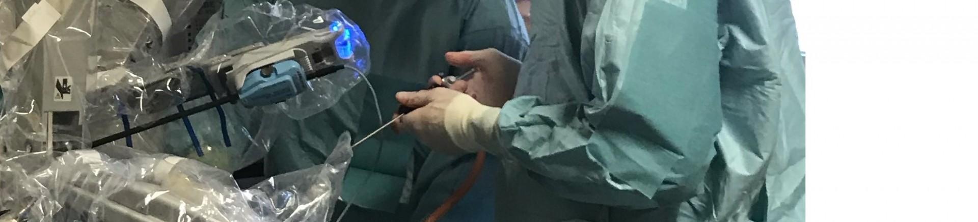 Operacje robotem DaVinci w Szpitalu EuroMediCare