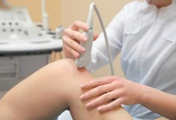 Badanie USG stawu kolanowego