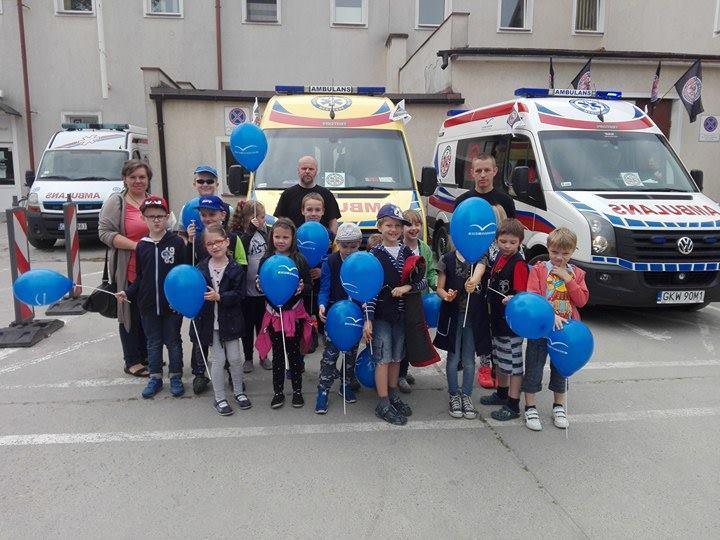 Dzieci w Szpitalu w Kiwdzynie