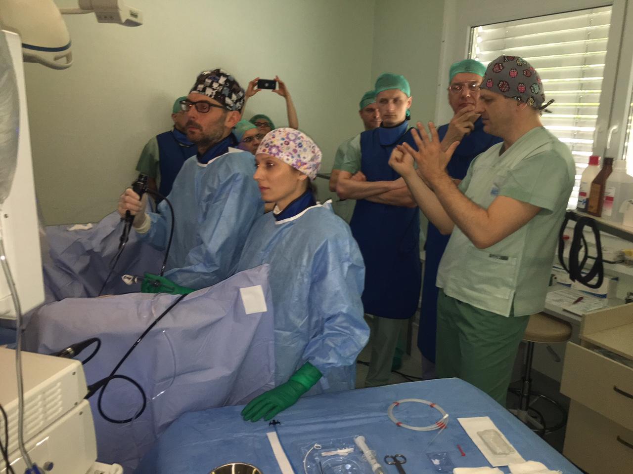EMC Szpitale Urolodzy z Piaseczna - Szkoła RIRS