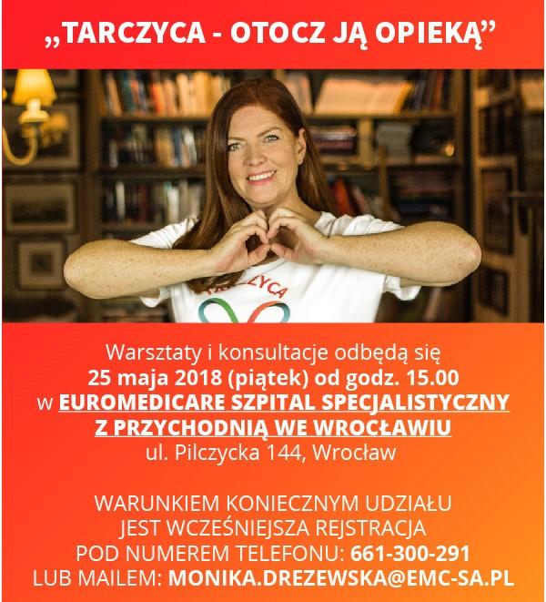 Zaproszenie_EMC_Wroclaw_TARCZYCA OTOCZ JA OPIEKĄ