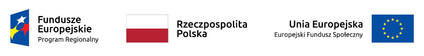 logotyp UE program regionalny