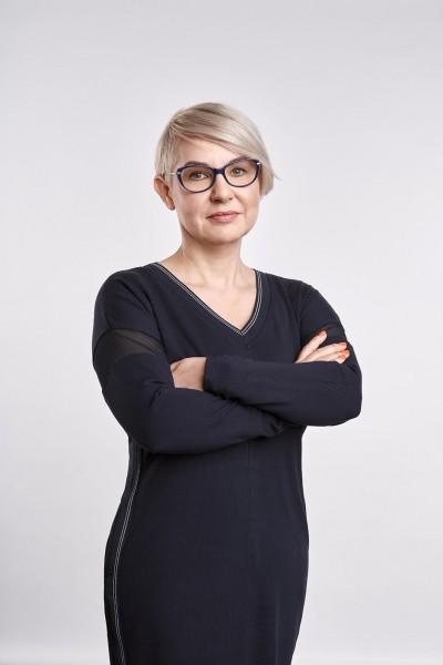 Lidia Albrechowicz dyrektor szpitala św. Anny w Piasecznie